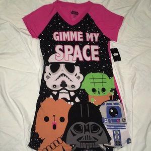 Star Wars T-Shirt Dress